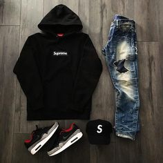 Fashion Style For Teens Pictures - Unity Fashion Tomboy Fashion, Dope Fashion, Streetwear Fashion, Mens Fashion, Fashion Outfits, Swag Fashion, Fashion Pants, Dope Outfits For Guys, Swag Outfits Men