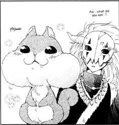 Akatsuki No Yona: Shin-ah and Ao