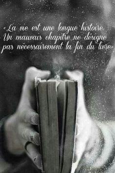 la vie est une multitude de livres !
