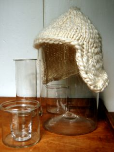 Whit's Knits:  Cozy Warm Hat by the purl bee, via Flickr