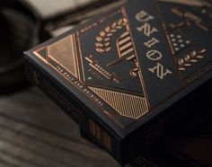 Union Playing Cards   Lovely Package