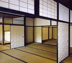katsura rikyū imperial villa, kyoto 桂離宮 Japanese Architecture, Japanese Design, Postmodernism, Kyoto, Villa, Traditional Japanese, Cabins, Rum, Interior