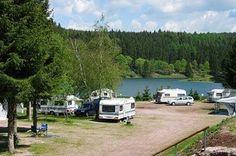 Gekozen tot TOPcamping Camping Ceque 2014: Oberhof Camping Duitsland - Thüringen - Frankenhain   Beoordeling: 8,3 Bekijk 4 beoordelingen - geschikt voor gehandicapten - ook ACSI - appartementen en bungalows te huur - Aantal toerplaatsen: 195 (100 - 120m2)
