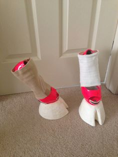 Soraka Hooves Cosplay Prop by PipeDreamCosplay on Etsy