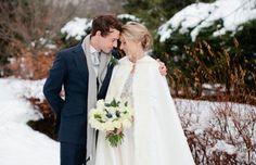 Perfekte Ideen für Ihre Hochzeit im Schnee 2016 – Der Winter hat gerade erst begonnen! Image: 0