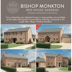 New Builds, Leeds, Luxury Living, Detached House, Yorkshire, Countryside, New Homes, Home And Garden, Construction