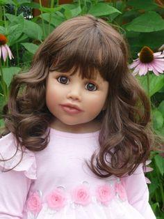 Masterpiece Dolls Lindy Brunette