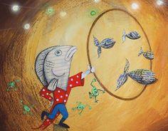 """Check out new work on my @Behance portfolio: """"Domador de Ranas"""" http://be.net/gallery/32856285/Domador-de-Ranas"""