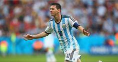 Argentina vs Nigeria 2014 World Cup Highlights Goals GIFs Photos