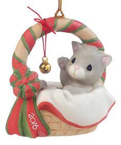 Look what I found on #zulily! Cat 2016 Ornament #zulilyfinds