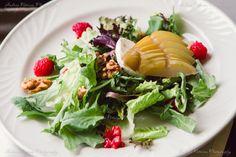 #Pear #Salad #Yum #MarbellaCC #Weddings #Events #SanJuanCapistrano #California #Reception #Food #Foodie