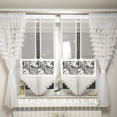 Curtains For Arched Windows, Drapes Curtains, Drapery, Bathroom Curtains, Kitchen Curtains, Traditional Window Treatments, Curtain Designs, Blinds, House
