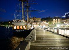 Hawaiian Chieftain at Carillon Point Marina in Kirkland, Wash. #travel #seattle #sailing