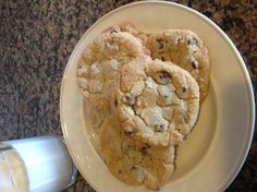 Chocolate Chip Cookies - Betty Crocker's 1969 Recipe. Photo by Johnsdeere