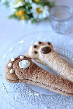 猫の手クッキー♡