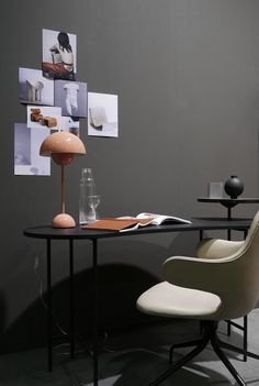 Yesterday Oslo Design Fair opened, and this years theme is Everyday Rituals. Home Office, Office Desk, Jotun Lady, Grey Stuff, Interior Architecture, Interior Design, Sofa Covers, Oslo, Color Inspiration
