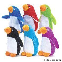 Mini Plush Penguins