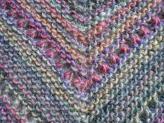 Un Chèche ou un petit Châle - Les bricoles du grenier Crochet, Bonnets, Shawl, Blanket, Knitting, Hippy, Pulls, Scrappy Quilts, Scarves