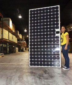 Solar Panels at World's Lowest Price, as low as $0.34/watt