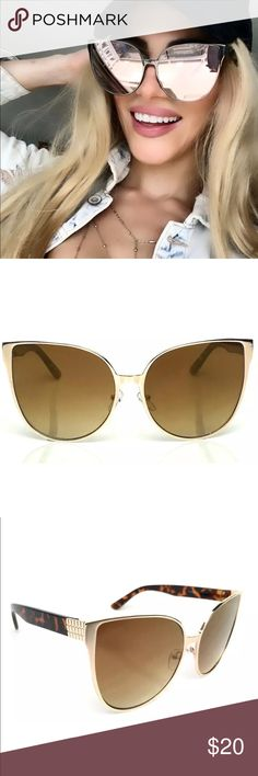 New✨Oversized Gold Frame & Gold Mirror Sunglasses ❣PRICE IS FIRM- No offers will be considered   ✨Perfect for all the upcoming Music Festivals 🎡✨🌻💕   🔸Brand New✨ 🔸PRICE IS FIRM- already listed at lowest price  🔸If you want to save please look into bundling  🔸In Stock 🔸No Trades 🔸Will ship within 24 hours Monday-Friday  🚫Please -NO- Offers on items priced $10 and under AND ON SALE ITEMS‼️  🚫Serious Inquiries Only❣️  🔹Bundle one or more items from my boutique to only pay one…