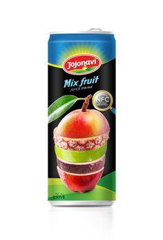NFC Fruit Juice Mix Fruit juice drink 250ml   http://jojonavi.com/product-portfolio/fruit-drink/8.html