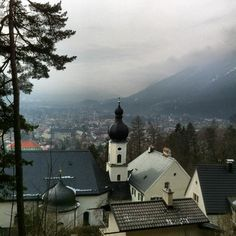 #wank #stanton #garmisch #partenkirchen #nebel #wolken #karfreitag #kapelle #Padgram