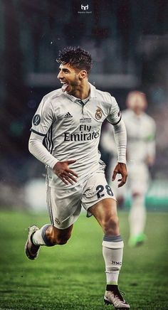 Marco Asensio Willemsen is a Spanish pro Real Madrid Team, Real Madrid Players, Football Squads, Best Football Team, Isco, Real Madrid Manchester United, Mode Cyberpunk, Soccer Photography, My Champion