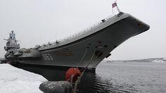 El único portaaviones ruso zarpa para Siria: ¿Cómo es el Admiral Kuznetsov? - RT