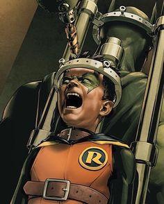 Terrifying!!! Batman and Robin issue 19  @genehacomix   Download this image at nomoremutants-com.tumblr.com  Key Film Dates  Wonder Woman - June 2nd 2017   Justice League  Nov 17th 2017   The Flash  Mar 23rd 2018   Aquaman  Jul 27th 2018   Shazam  Apr 5th 2019  #comicbooks #comicbooks #dccomics   #batman #DamianWayne #joker #gotham #robin #redhood #batmanbeyond #superman #harleyquinn #batgirl #deathstroke #SuicideSquad #dkr #DK3 #wonderwoman #catwoman #justiceleaguetheanimatedseries   #bvs…