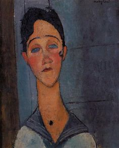 Amedeo Modigliani (1884-1920, Italy)