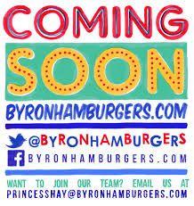 byron burger branding - Google Search