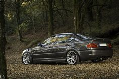 Modded e46 done right