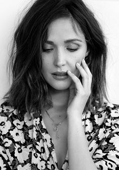 Rose Byrne by Eric Guillemain • 2016