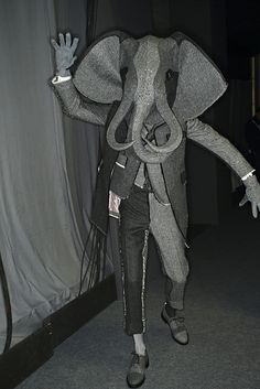 Elephant Man at Thom Browne