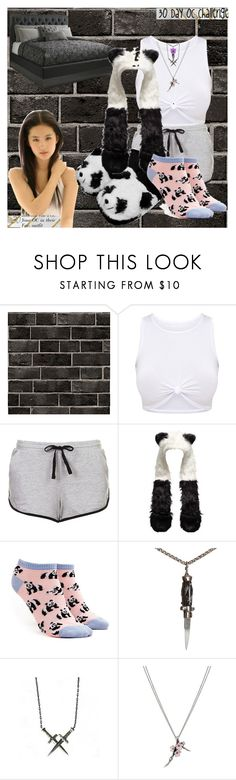 """""""Rain Day 30"""" by alicegonemadd ❤ liked on Polyvore featuring Topshop, Forever 21, Katherine Wallach, Tina Tang and Shaun Leane"""
