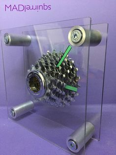 Campagnolo Cassette with integral Clock