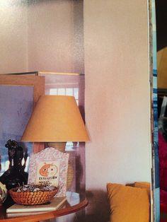 Wandfarbe Eingang/Wohnen