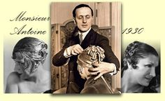 Pionero en Francia de la peluquería moderna, conocido como 'el emperador de los peluqueros por haber revolucionado a principios del siglo XX la imagen de la mujer con el corte de pelo estilo masculino de Coco Chanel.Además de su corte à la garçonne, imagen de mujer independiente, sus innovaciones iban de los champús practicados en los salones a lo tintes capilares no orgánicos pasando por las lacas para cabello a base de alcohol y goma arábiga.