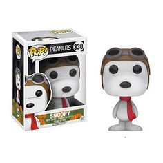 Snoopy (WWI Flying Ace) Pop Vinyl Pop Television Peanuts | Pop Price Guide
