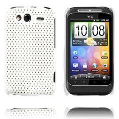 Atomic (Hvit) HTC Wildfire S Deksel