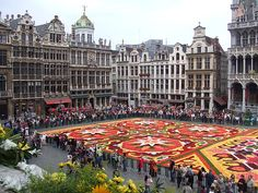 I'll be here next fall! Brussels, Belgium