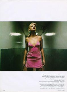 Linda Evangelista, 90s Models, Runway Models, Vogue Editorial, Editorial Fashion, 90s Fashion, High Fashion, Fashion Ideas, Glen Luchford