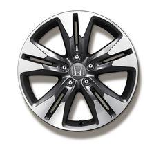 09_2013 Crosstour 18inch Alloy Wheel Design Honda