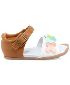 09f425b78c9 Carter s Every Step Stage 3 Walking Flower Sandals