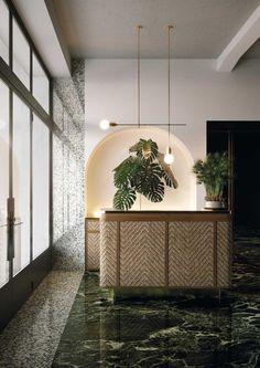 Design Entrée, Lobby Design, Cafe Design, Print Design, Lobby Reception, Reception Design, Reception Areas, Office Reception, Lobby Interior