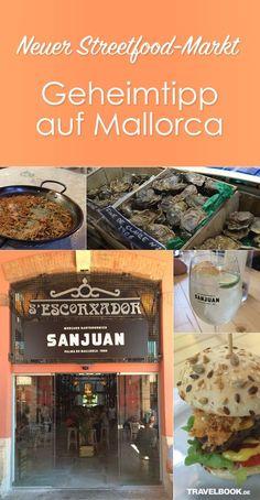 Geheimtipp und Mallorca – das schloss sich bisher eigentlich aus. Doch jetzt hat in Palma ein neuer Streetfood-Markt eröffnet, den (bislang) nur Einheimische kennen. Hier gibt es leckere Tapas, Sangria (in schicken Gläsern!) – und endlich spricht mal keiner Deutsch. TRAVELBOOK hat sich auf dem Markt umgesehen.
