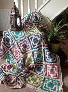 Faded Love Blanket Pack (Scheepjes)
