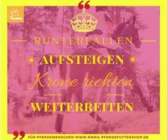 Besuche uns: www.emma-pferdefuttershop.de