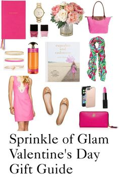 Valentine's Day Gift Ideas // Sprinkle of Glam