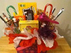 Small Christmas basket